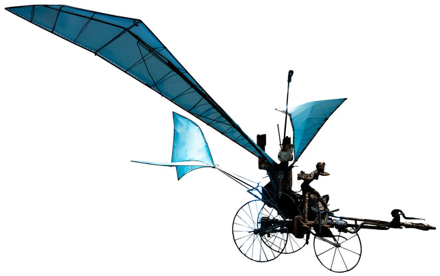 Flying Machine (2015) by Dennis Smith
