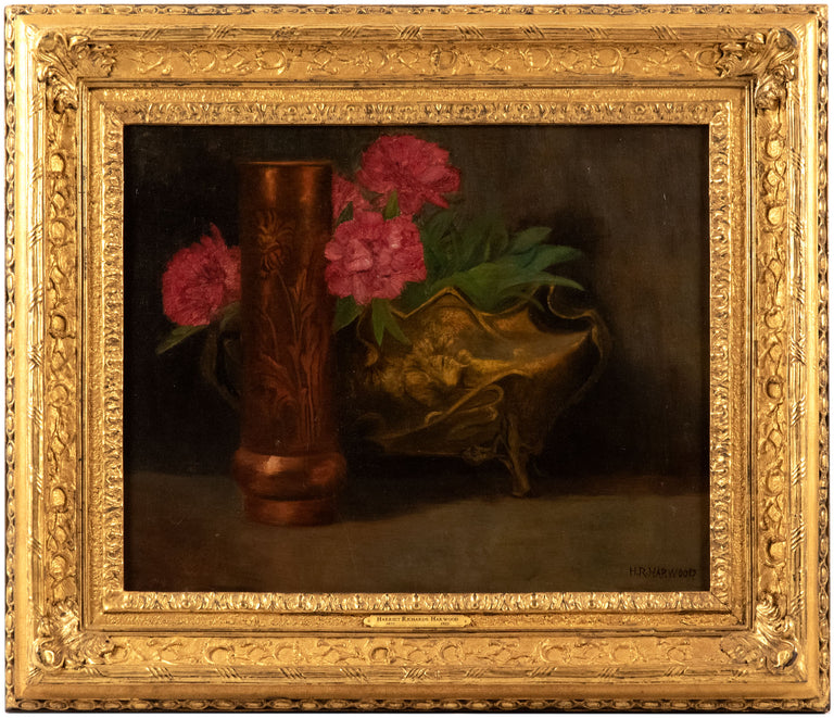 Still Life with Flowers by Harriet Richards Harwood