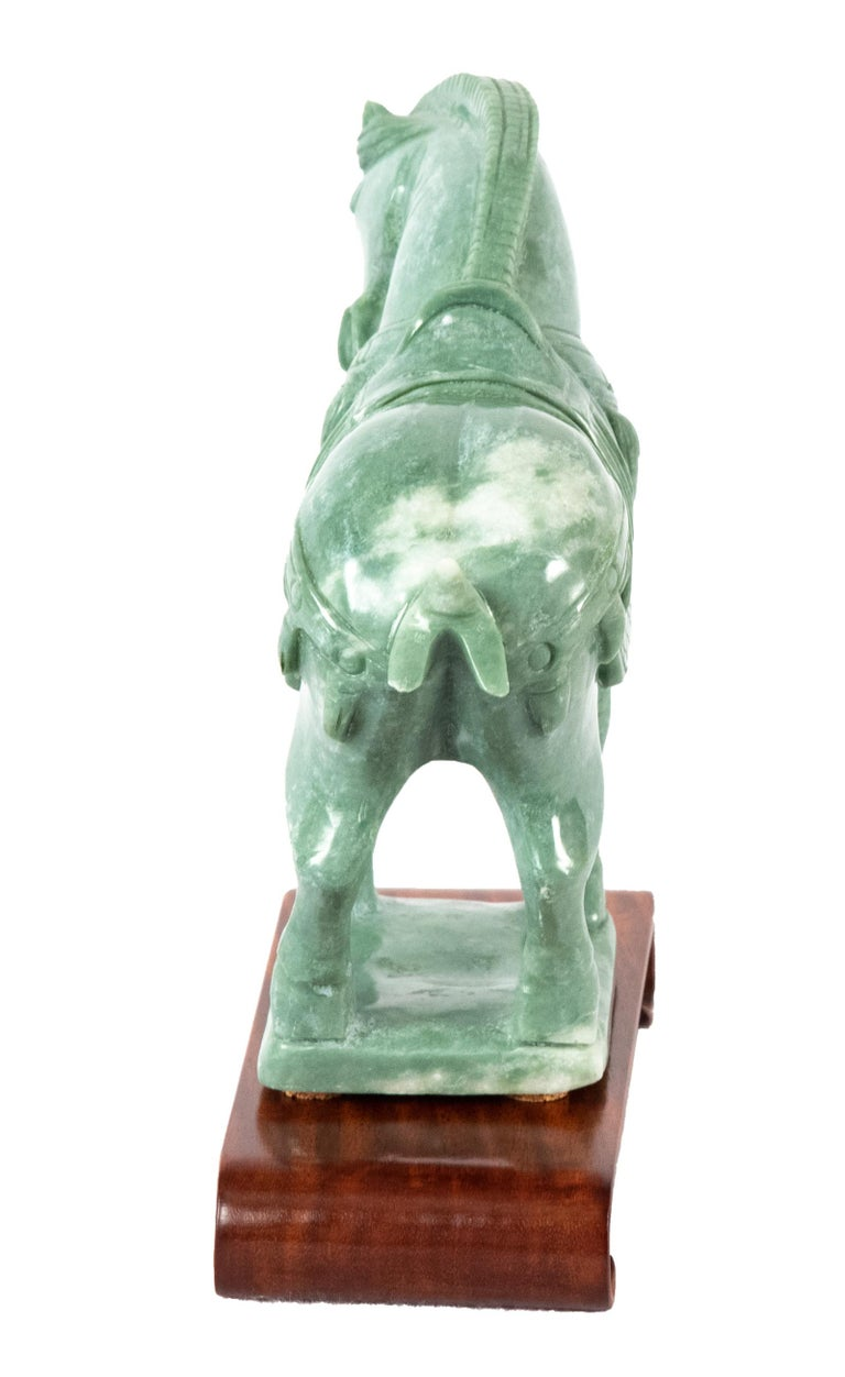 Tang Style Horse with Stand