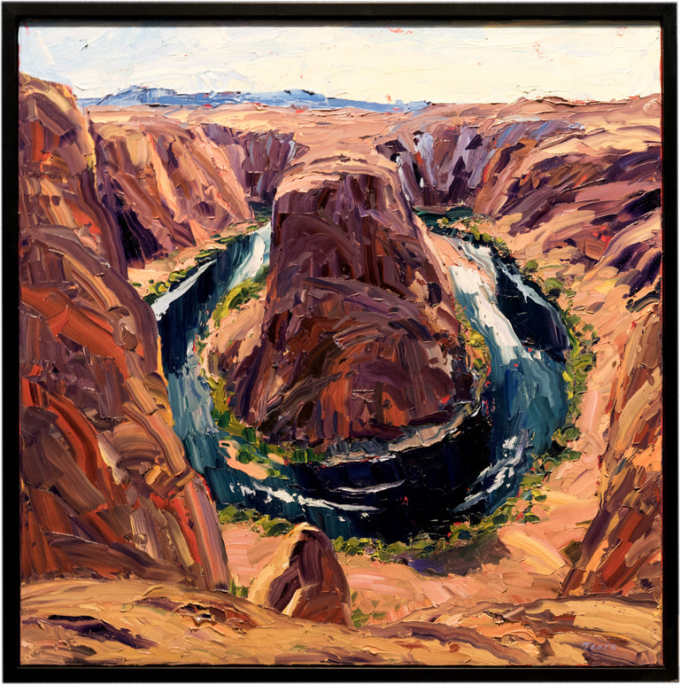 Horseshoe Bend by Brad Teare