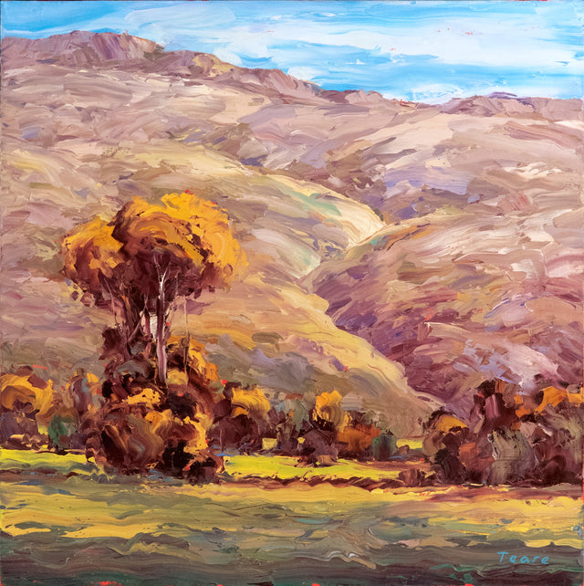 Autumn Hills by Brad Teare