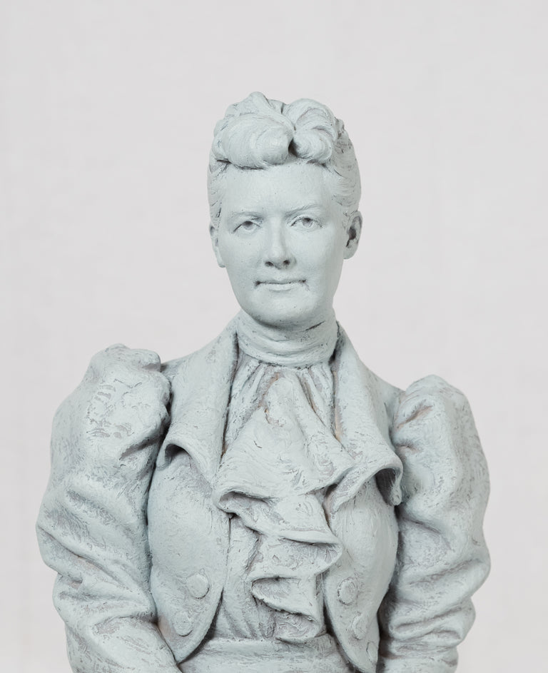Martha Hughes Cannon by Ben Hammond