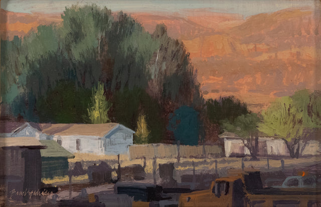 Moroni Neighborhood by Brad Aldridge