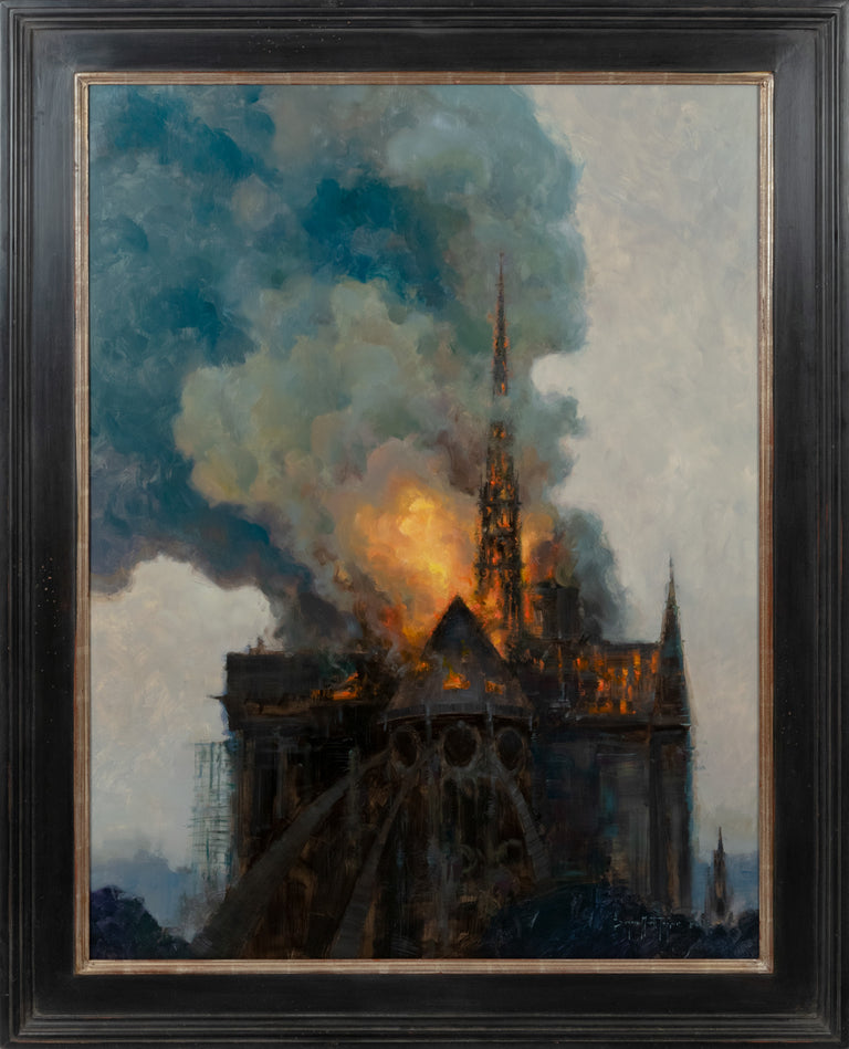 Notre Dame by Bryan Mark Taylor