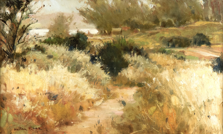 Path to Galilee by Walter Rane