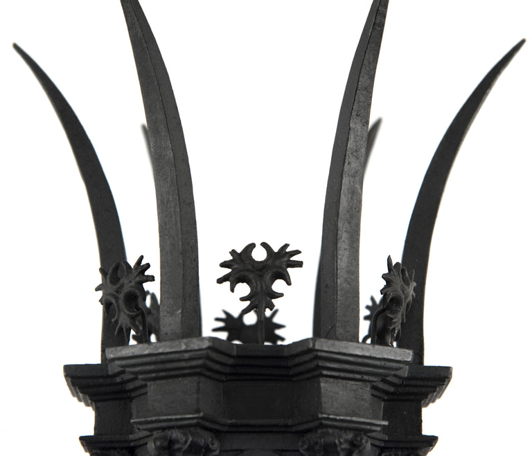 A Pair of 19th Century Italian Gothic Wall Sconces