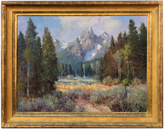 Grand Teton by Kent Wallis