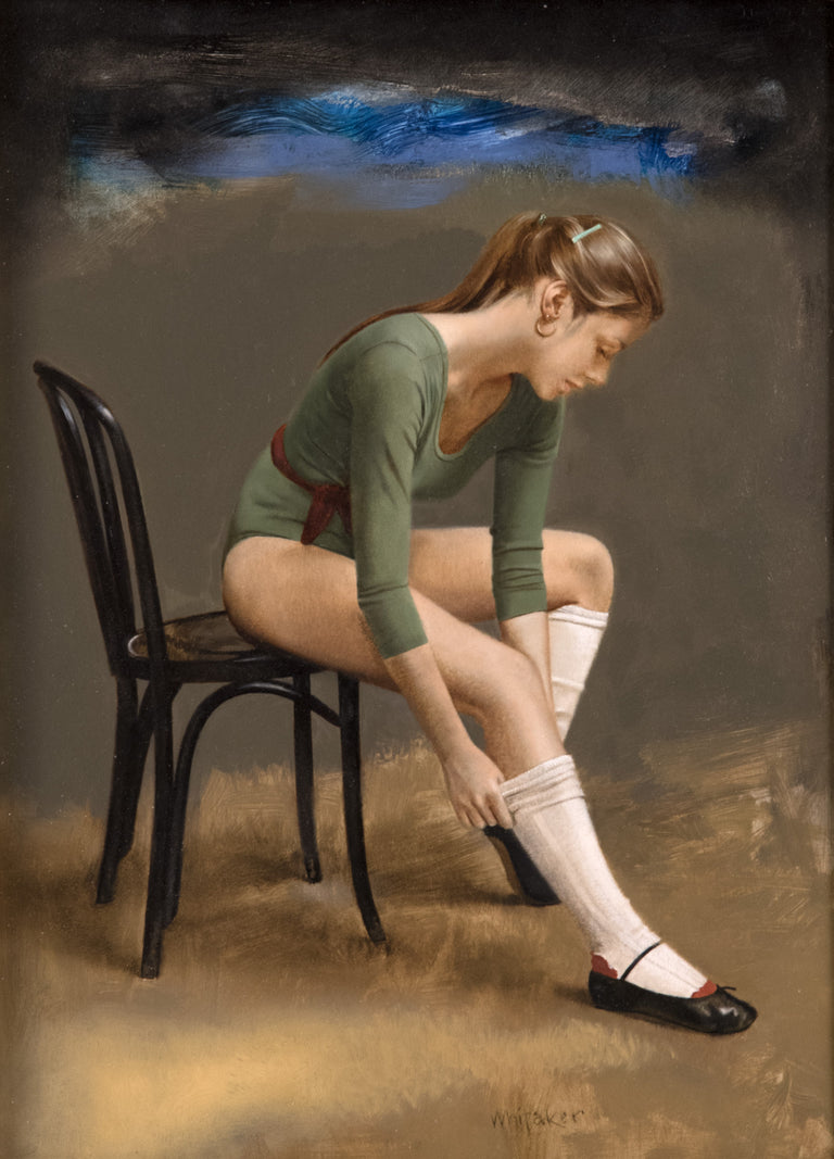 Dancer's Prep (2009) by William Whitaker