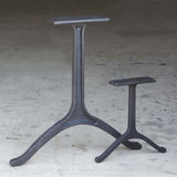 WB730 Wishbone Dining Table Legs, Cast Iron, 2 pack