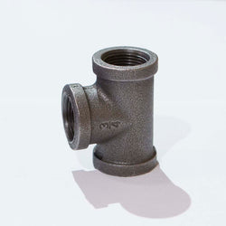 BF3430 Black Iron Fitting, Tee 3/4""