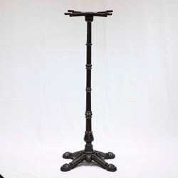 JK3063H Cast Iron Table Base, Bar Height, Classic
