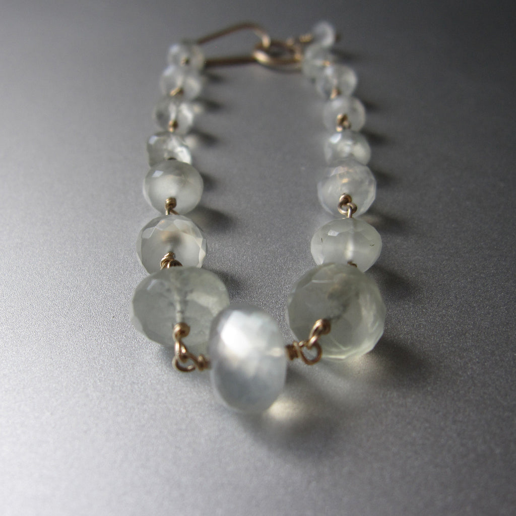 green moonstone wire wrapped solid 14k gold bracelet2