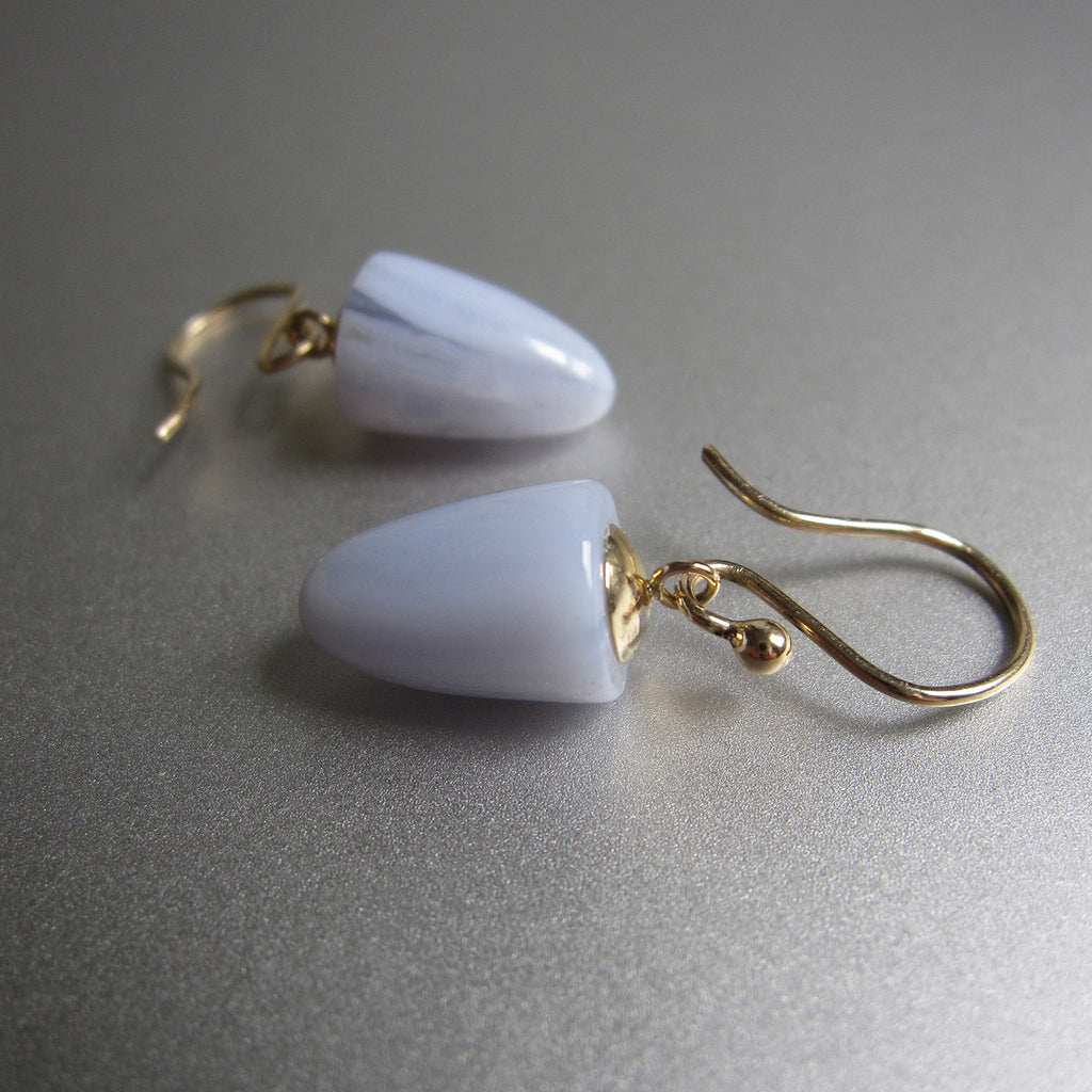 blue lace agate bullet drops solid 14k gold earrings3