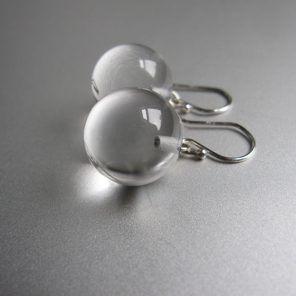 pools of light quartz marble drops sterling silver earrings2