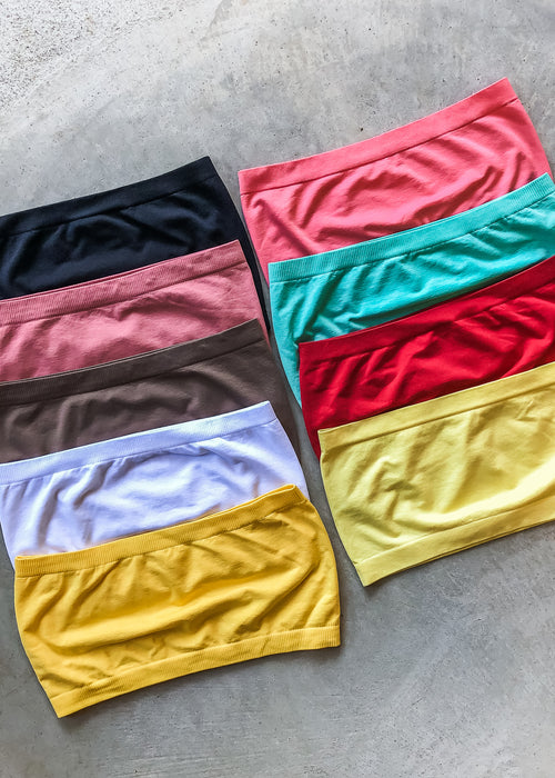 Bandeau (9 colors) *ONE SIZE
