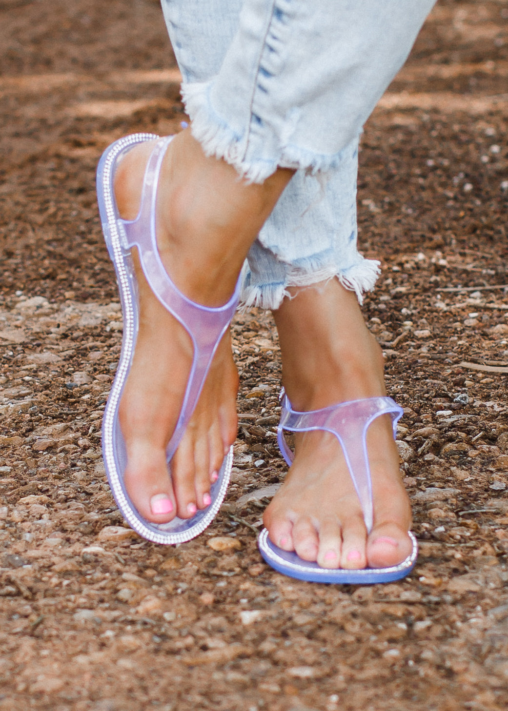 Havanna Sandals (6-10) **CLEAR