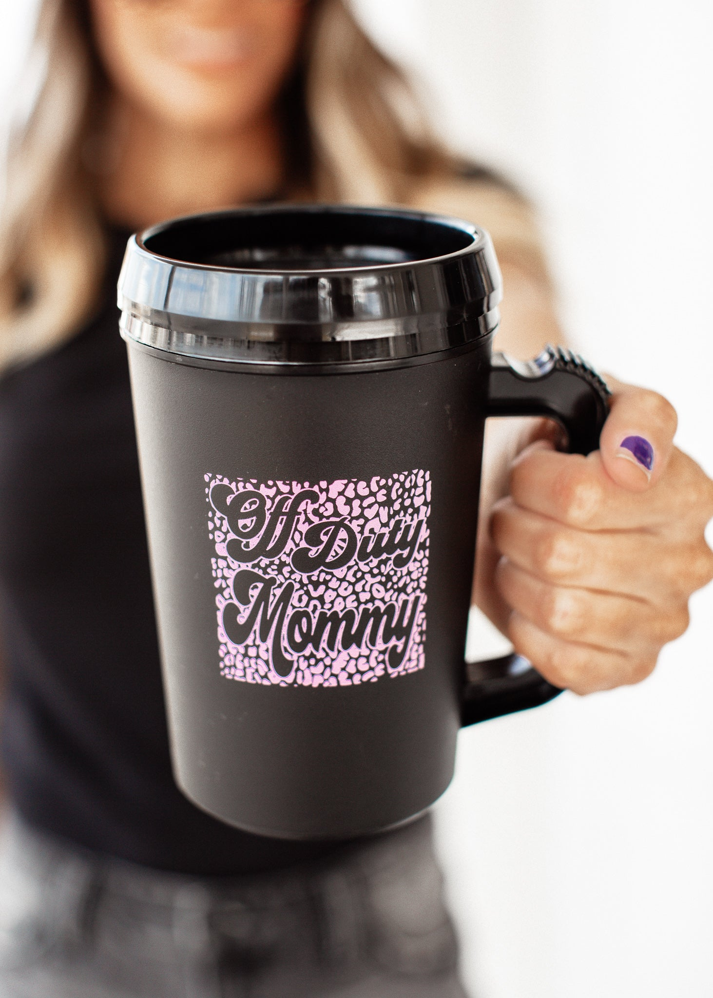Thermal Insulated Cup *OFF DUTY