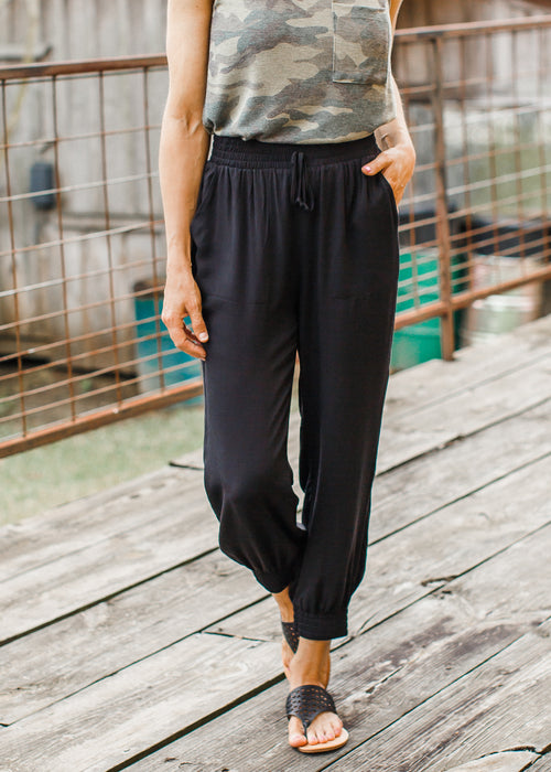So Fly Pants *BLACK *READ SIZING!!!!