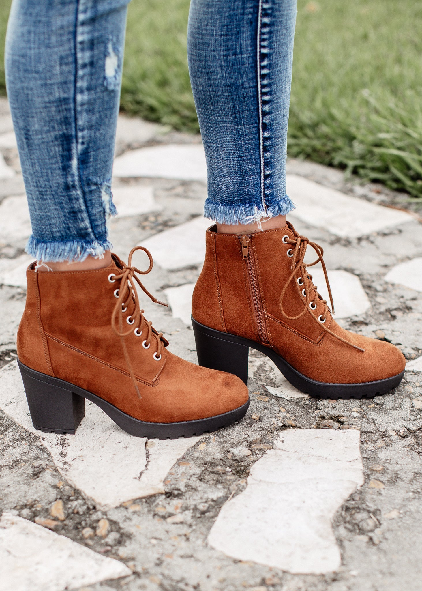 Bring The Funk Boot (5.5-11) *CHESTNUT