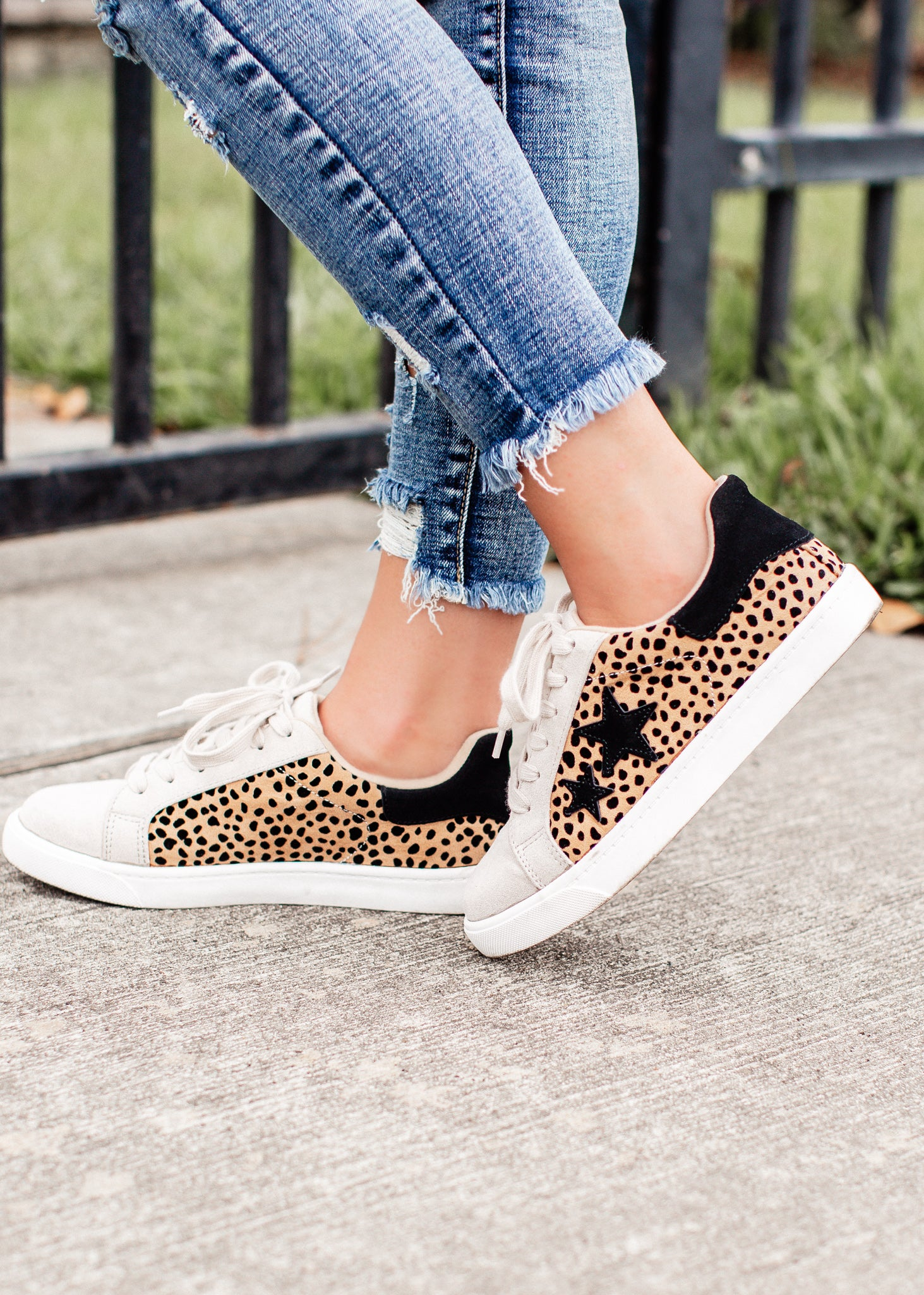 Cheetah Wander Star Shoe (5.5-11)