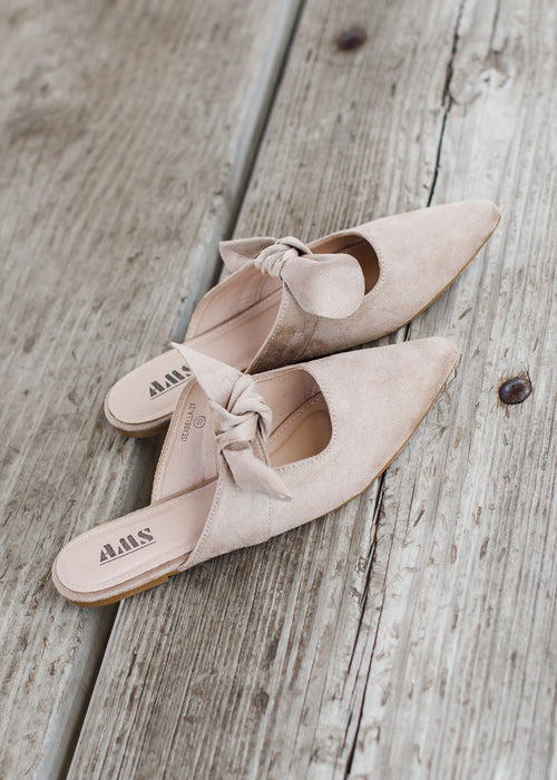 Mule Slip On *Nude ( 6-11 ) ***SIZE UP WHOLE SIZE!