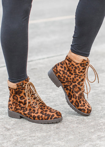 Blowfish Leopard Shoes ( 6-11 )
