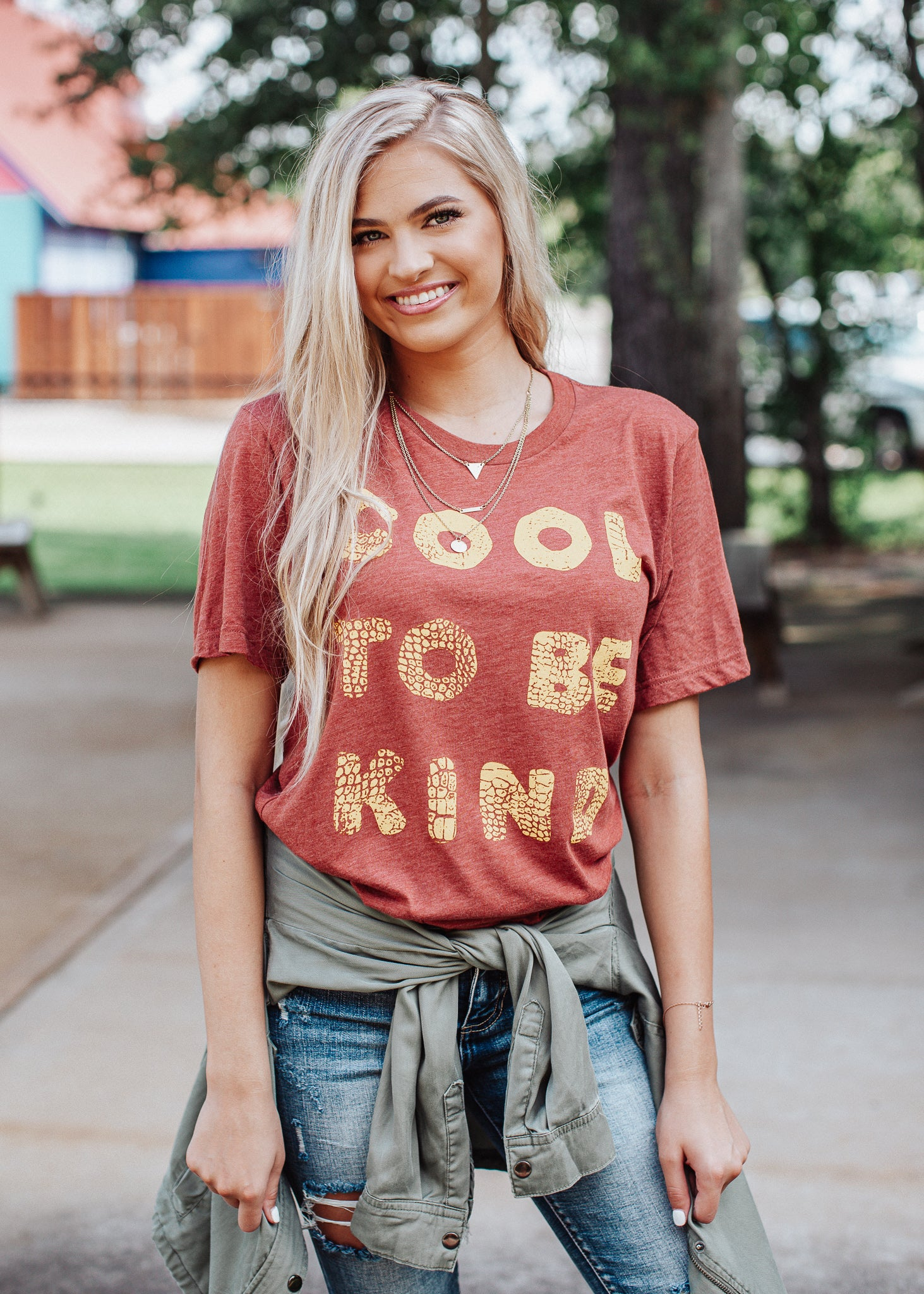 Cool To Be Kind Tee (S-2X)