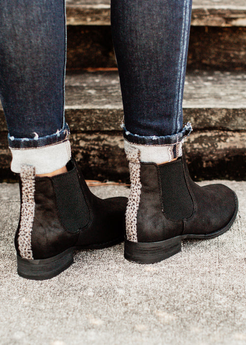 All Over Town Blake Bootie (6-10) *BLACK