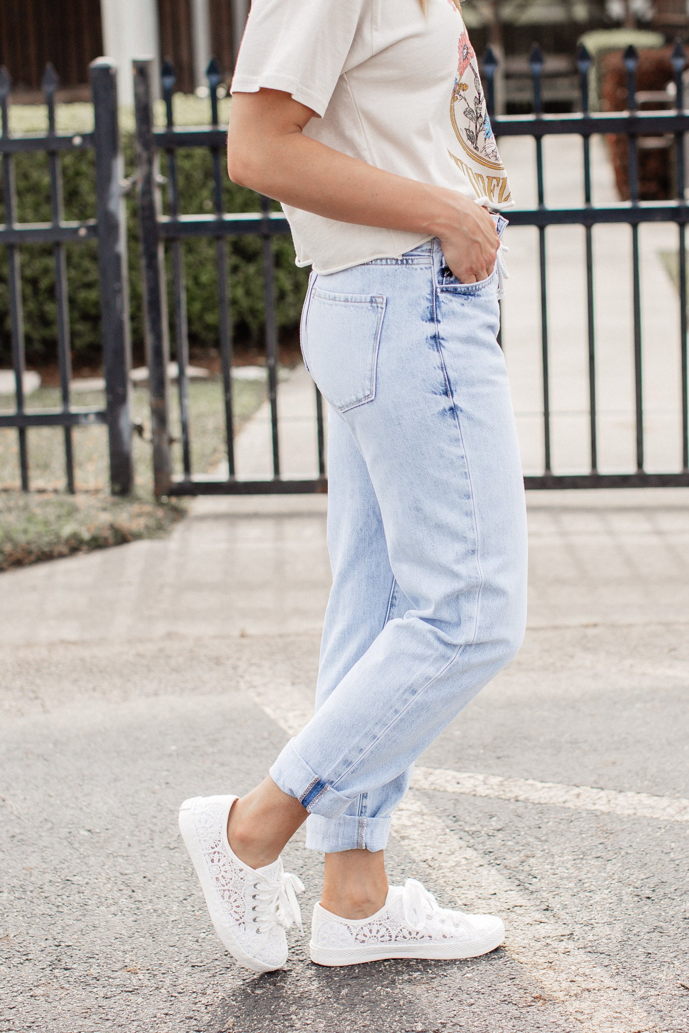 Slouchy Relax Fit KanCan Jeans (1-15)