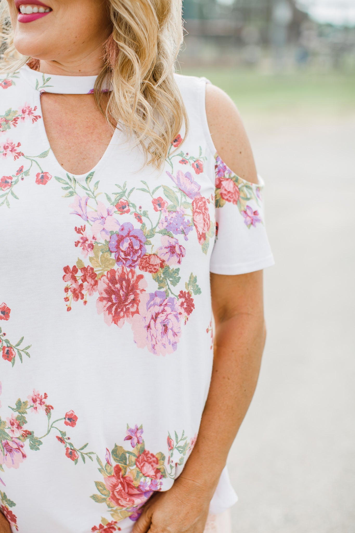 Savannah Floral Top