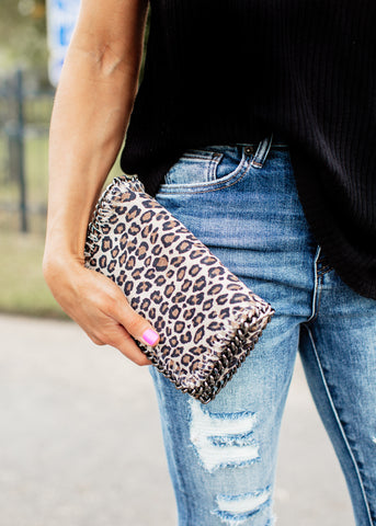 Crossbody/Clutch Purse *SNAKE