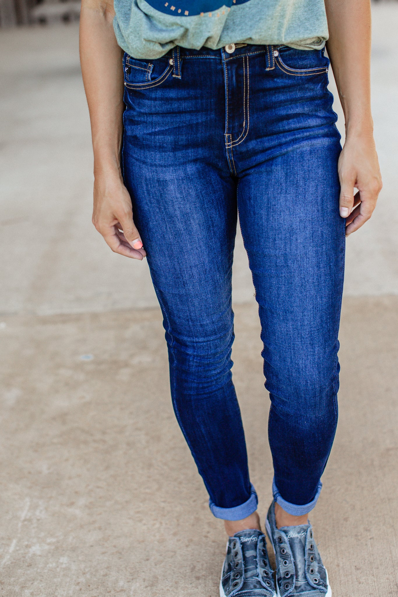 Conner Kancan Non Distressed Jeans (1-15 & 1X-3X)