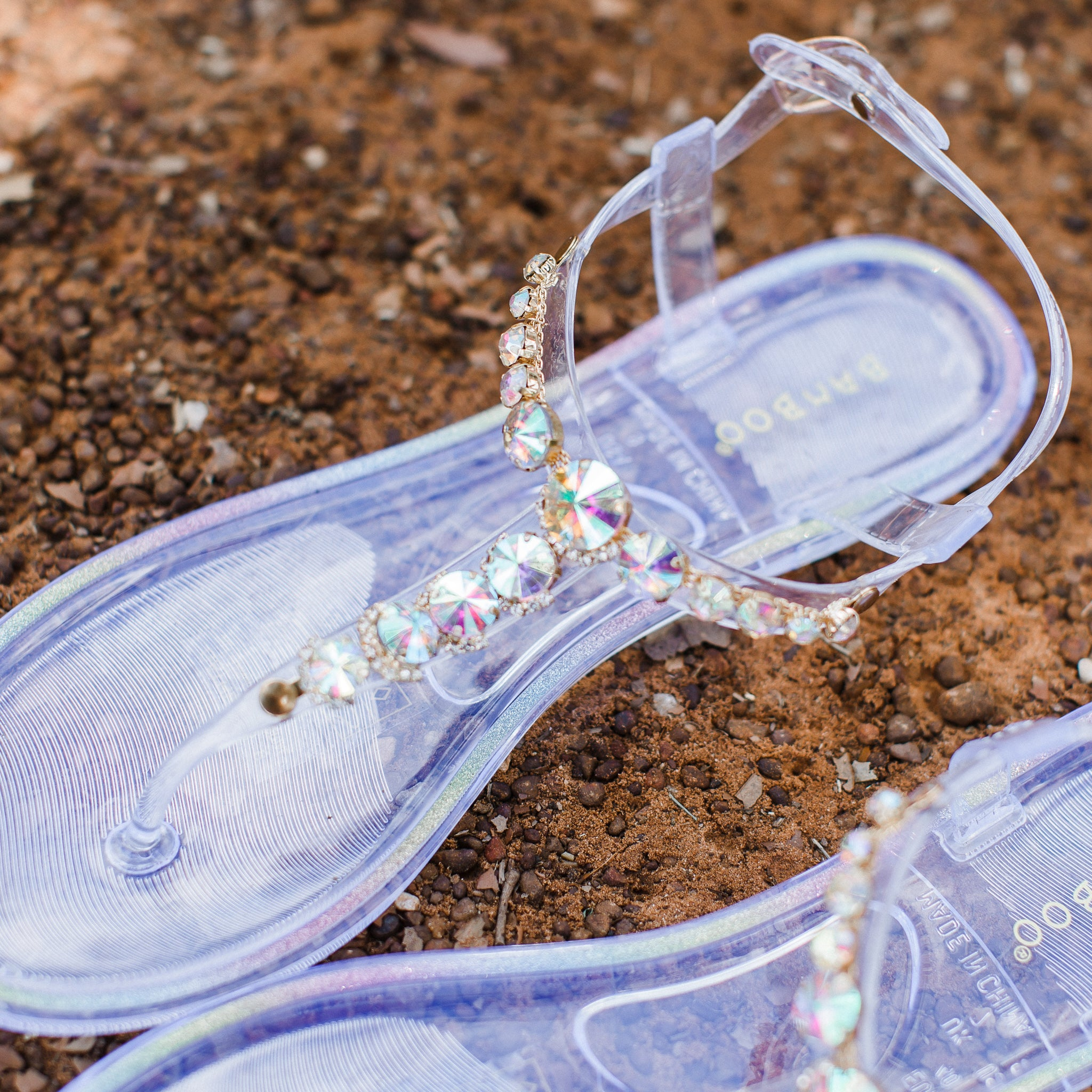 Jewel Jelly Shoes (6-11)