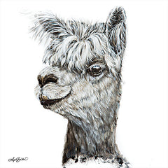 AB101 - Alphie the Alpaca - 12x12