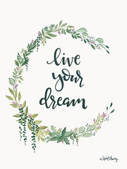 AC130 - Live Your Dream    - 12x16