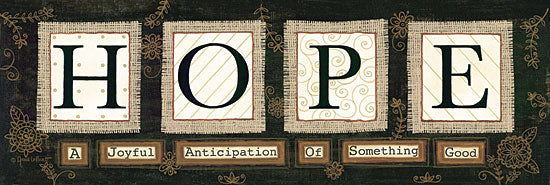 Annie LaPoint ALP1079 - Hope  - Hope, Floral, Patterns, Burlap from Penny Lane Publishing