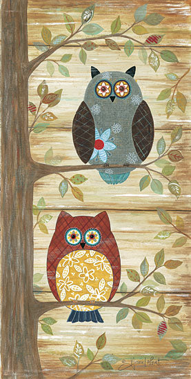 Annie LaPoint ALP1319 - Two Wise Owls - Owls, Trees from Penny Lane Publishing