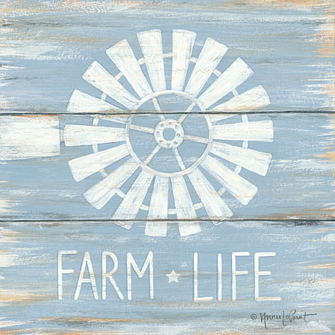 Annie LaPoint ALP1653 - Farm Life - Windmill, Farm, Signs from Penny Lane Publishing