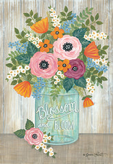ALP1948 - Blossom and Bloom - 12x18