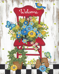 ALP2031 - Welcome Garden Chair - 12x16