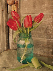 ANT101A - Country Tulips - 18x24