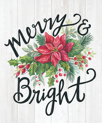 ART1164 - Merry & Bright Swag - 12x16
