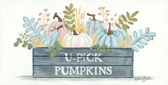 BAKE156 - U-Pick Pumpkins - 18x9