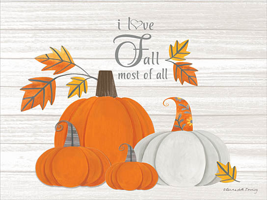 BER1231 - I Love Fall - 16x12