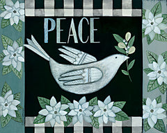 BER1407 - Peace Dove - 16x12