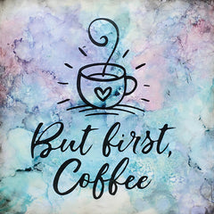 BHAR519 - But First Coffee - 12x12