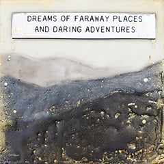 BHAR545 - Dream of Faraway Places - 12x12