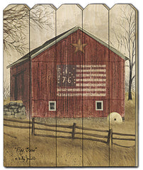 BJ1139PF - Flag Barn