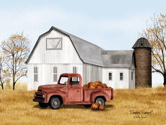 BJ1193 - Pumpkin Harvest - 16x12