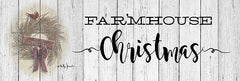 BJ1247B - Farmhouse Christmas - 36x12